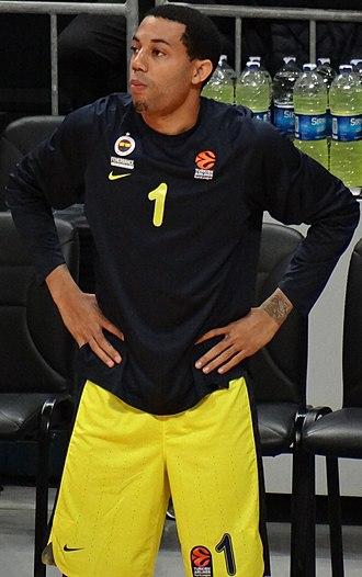 Erick Green - Green with Fenerbahçe, 2018