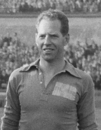 Erik Nilsson - Nilsson in 1952