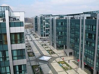 Airport City Belgrade - View on Airport City Belgrade