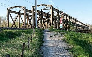 Winterthur–Romanshorn railway Railway line in Switzerland (opened 1855)