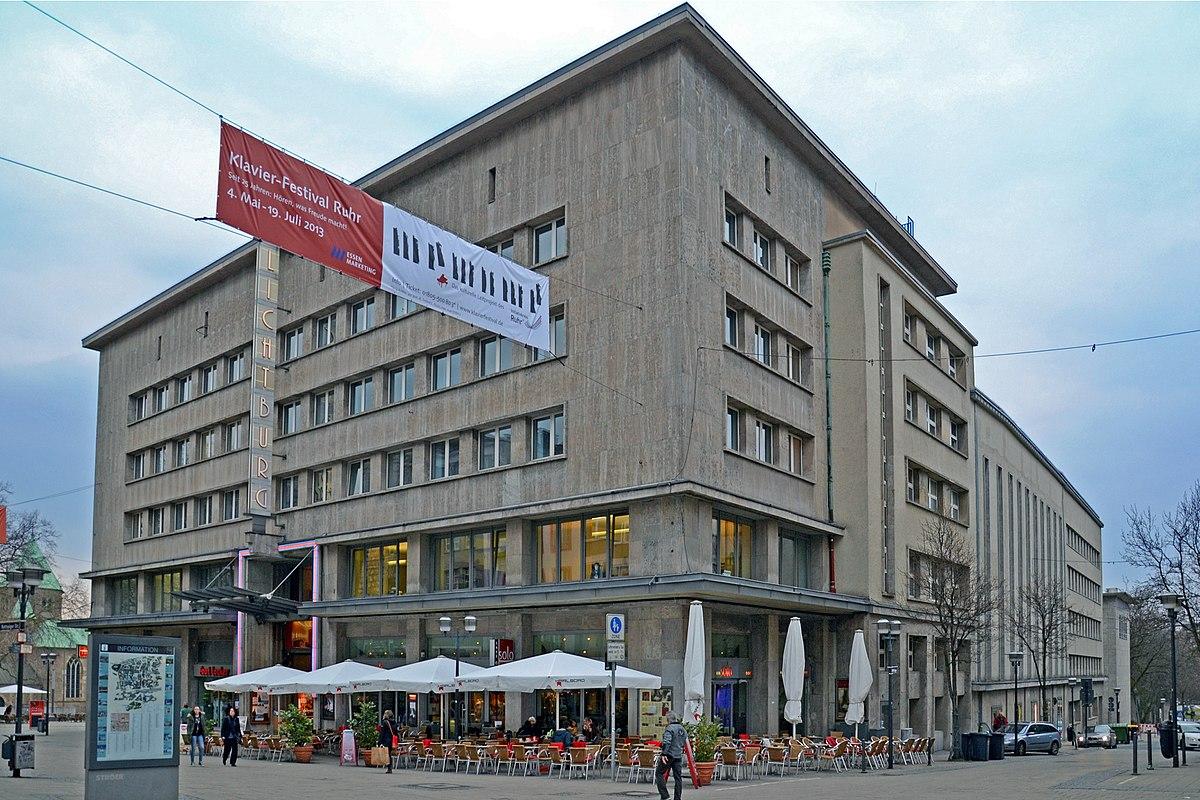 Lichtburg Kino Essen