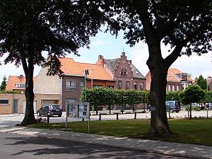 Essen, Belgium - Image: Essen Belgium 1