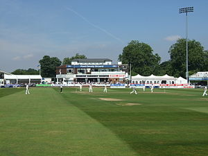 County Cricket Ground, Chelmsford - The Pavilion at Chelmsford