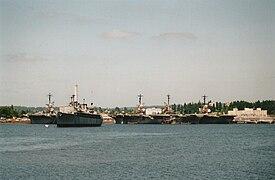 Puget Sound Naval Shipyard - Wikipedia