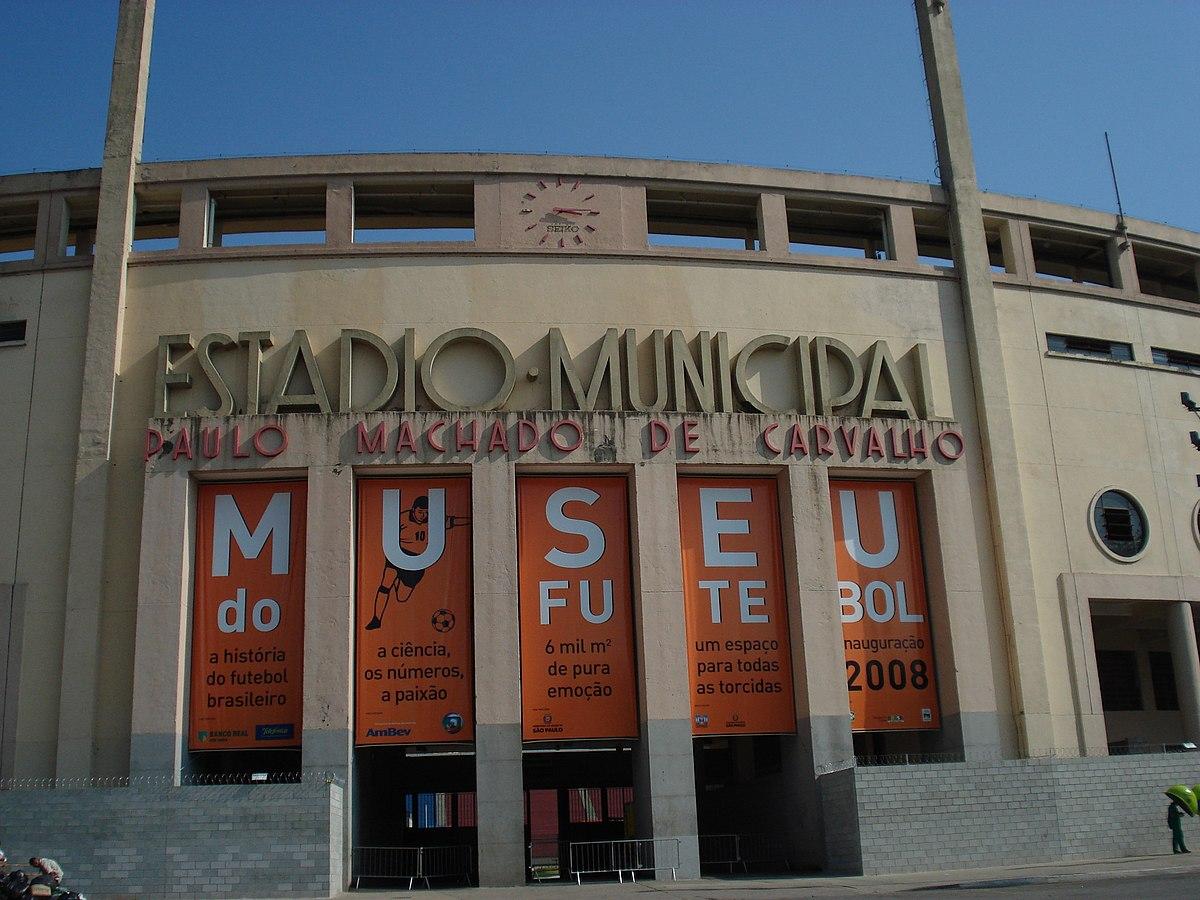 3fba8d78bc8 Museu do Futebol (São Paulo) – Wikipédia