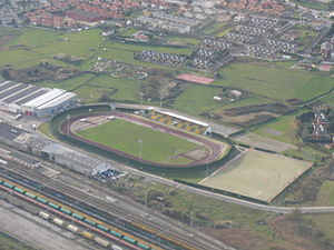 Velarde CF - Estadio La Maruca.