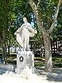 Estatua de Ramiro II en la Plaza de Oriente.JPG