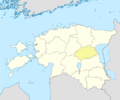 Estonia Jõgeva location map.png
