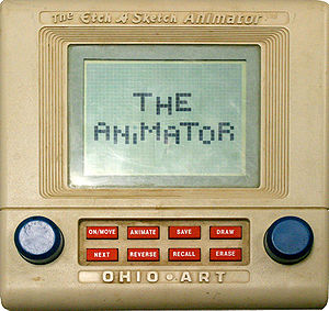 Etch A Sketch - The Etch A Sketch Animator