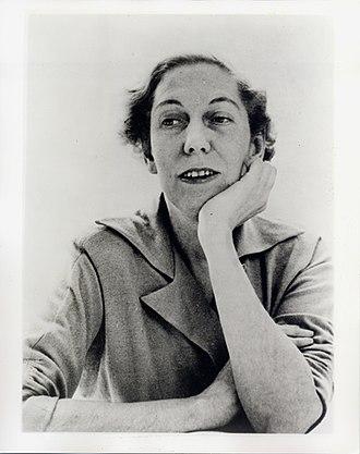 Eudora Welty - Eudora Welty in 1962