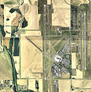 Eugene Airport airport in the Eugene-Springfield area, Oregon, United States