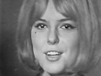 Luxembourg in the Eurovision Song Contest - Image: Eurovision Song Contest 1965 France Gall