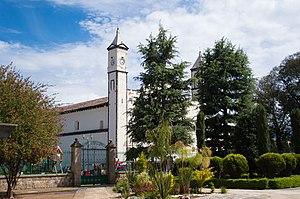 Zacatlán - Ex convento de San Francisco de Asís