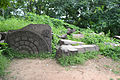 Excavated remains at Mundeshwari Devi.jpg