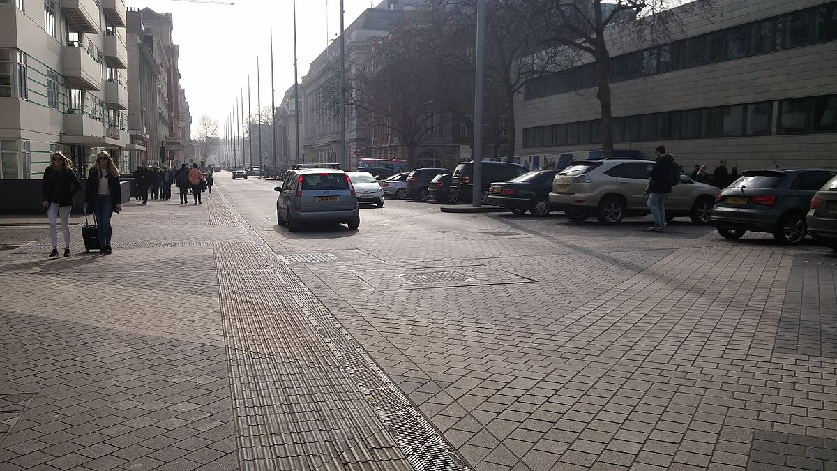 Shared space wikipedia for Shared space design