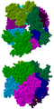 Exosome crystal structure.png