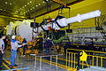Expedition 42 Soyuz Final Assembly (201411200001HQ).jpg