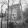 Exterieur overzicht voorgevel, in de steigers - Sweikhuizen - 20321498 - RCE.jpg