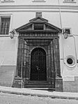 Exterior Doors, metal, side entrance (Iglesia de San Francisco, Quito).JPG