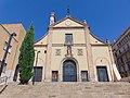 Exterior of Església dels Josepets de Gràcia.jpg