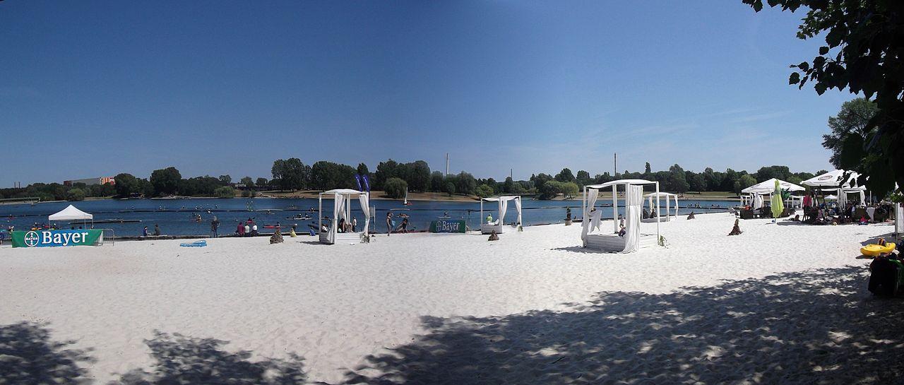 Fühlinger See Schwimmen