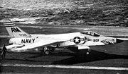 F11F-1 VF-21 CVA-61 1957