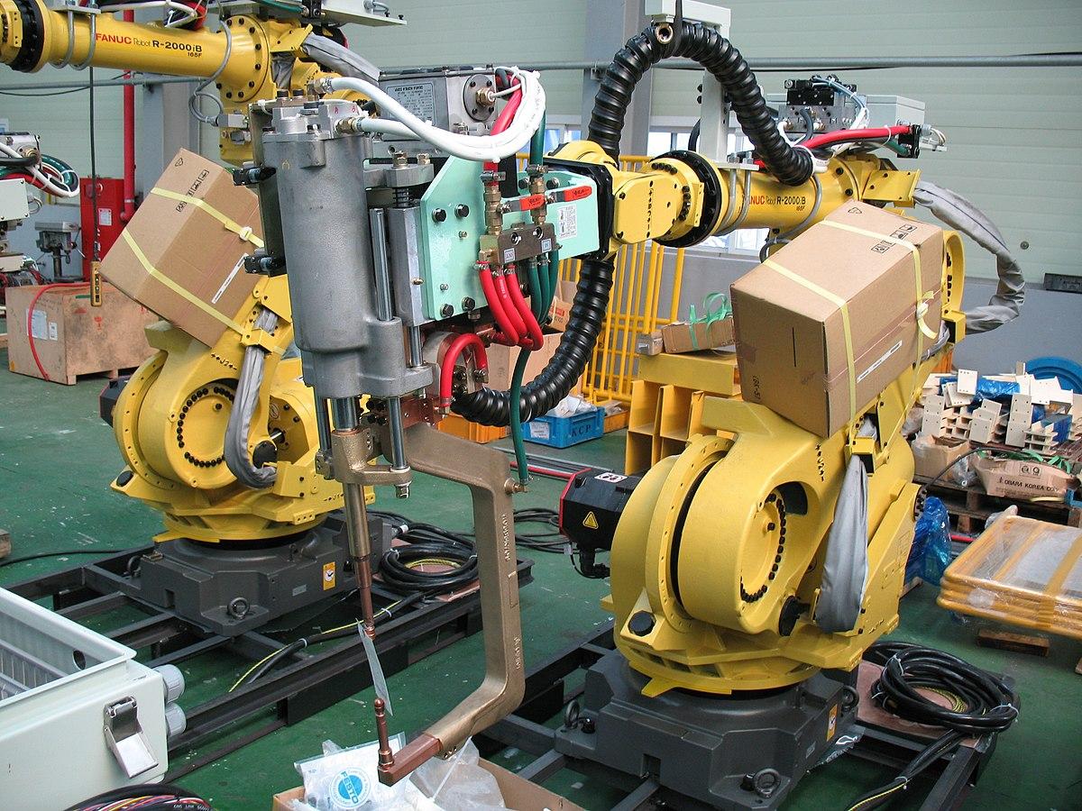 FANUC R-2000iB series robot 134