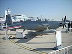 FIDAE 2014 - T6B Texan II - DSCN0564 (13497025033).jpg