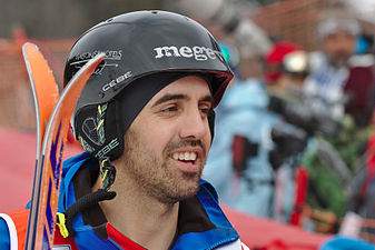 FIS Moguls World Cup 2015 Finals - Megève - 20150315 - Anthony Benna 5.jpg