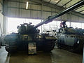 FV214 Tank Heavy Gun, Conqueror Mark 1 (4536047131).jpg