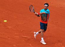 Fognini al Roland Garros 2012