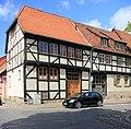 Fachwerkhäuser in Altstadt Qudlinburg. IMG 1078WI.jpg