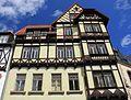 Fachwerkhaus in Altstadt Qudlinburg. IMG 1135WI.jpg