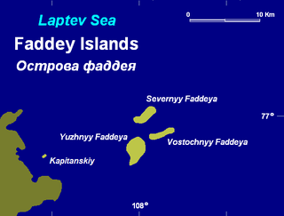 Faddey Islands