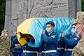 Farewell ceremony for cadet Vitalii Vilkhovyi 11.jpg