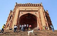Fatehpur Sikri near Agra 2016-03 img08.jpg