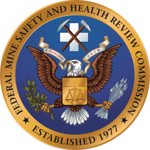 Federal Mine Safety and Health Review Commission - Image: Federal Mine Safety and Health Review Commission seal