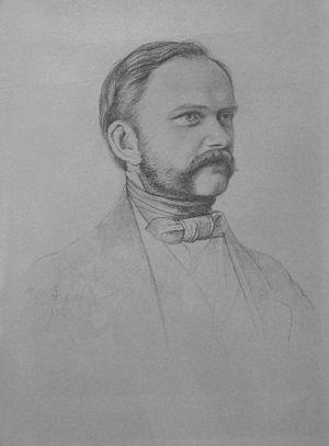 Ferdinand von Arnim - Ferdinand von Arnim, 1852