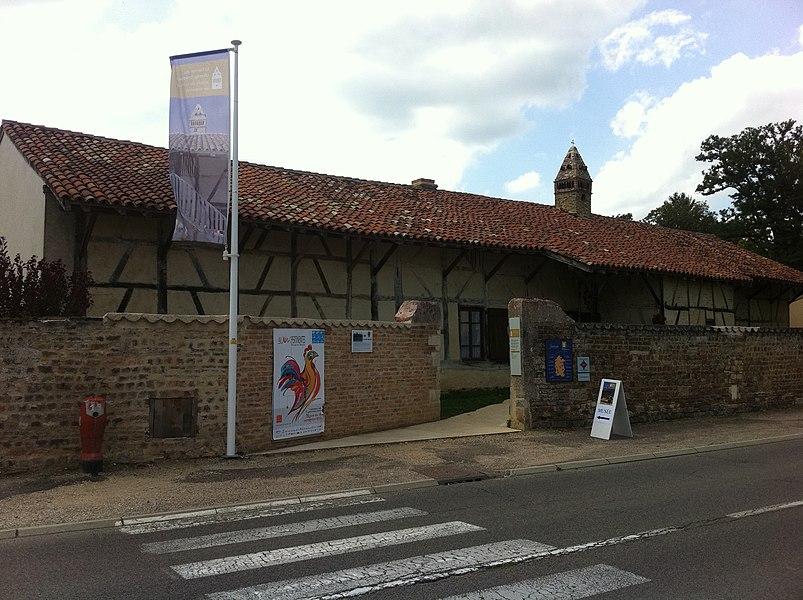 Musée de la ferme du Champ-Bressan, Romenay, France.