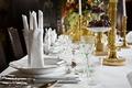 Festdukning i matsalen - Hallwylska museet - 86618.tif