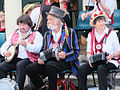 Festival of the Winds, LXIX - Morris troupe - Bondi Beach, 2013.jpg