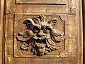 Fiesole, cappella di villa bandini 02 porta.JPG
