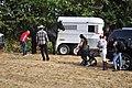Fiestas Patrias Parade, South Park, Seattle, 2017 - preparing the horses 03.jpg