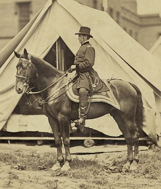 "Joseph Hooker - General ""Fightin' Joe"" Hooker"