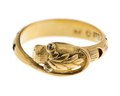 Fingerring av guld med rosenstenar - Hallwylska museet - 110011.tif