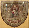 Firenze, cappuccio da piviale su dis. di sandro botticelli, 1480 ca. 01.JPG