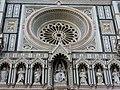 Firenze - Santa Maria del Fiore - facade - window - panoramio.jpg