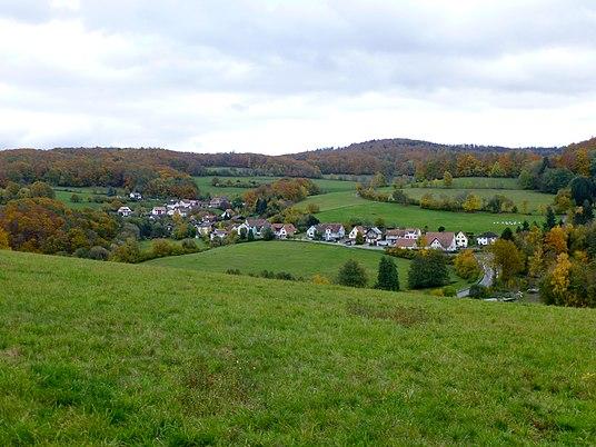 Fischbachtal