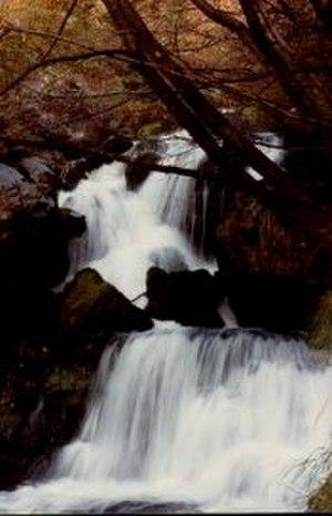 Fiumelatte (river) - Fiumelatte