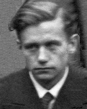 Siegfried Flügge - Siegfried Flügge, 1934 in London
